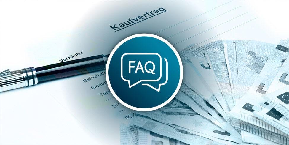 Kaufrecht Kaufvertrag Gründer FAQ