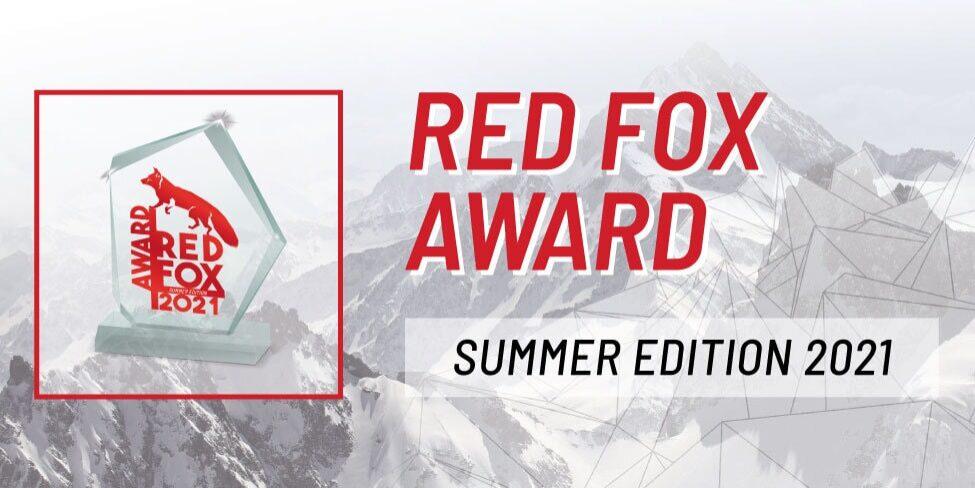 RED FOX Award Summer Edition 2021