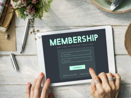 Wenn du einen Mitgliederbereich für deine Kunden erstellen möchtest, solltest du diesen auch attraktiv gestalten.