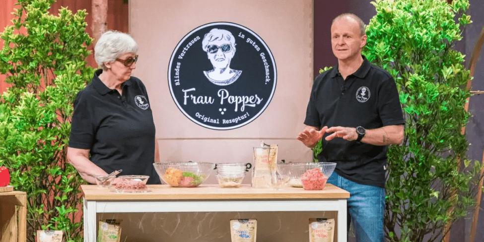 Frau Poppes bei DHDL Staffel 10 Folge 2