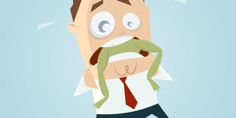 Eat the Frog Prinzip