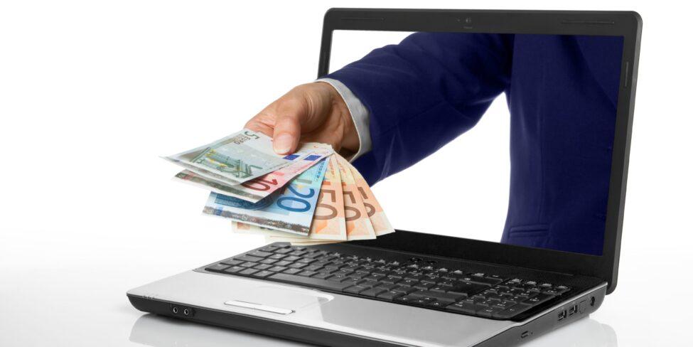 kreative Wege online Geld verdienen