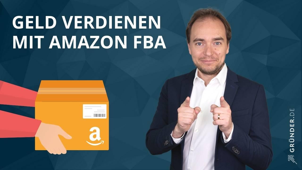 Webinaranmeldung: Amazon FBA Schnellstart