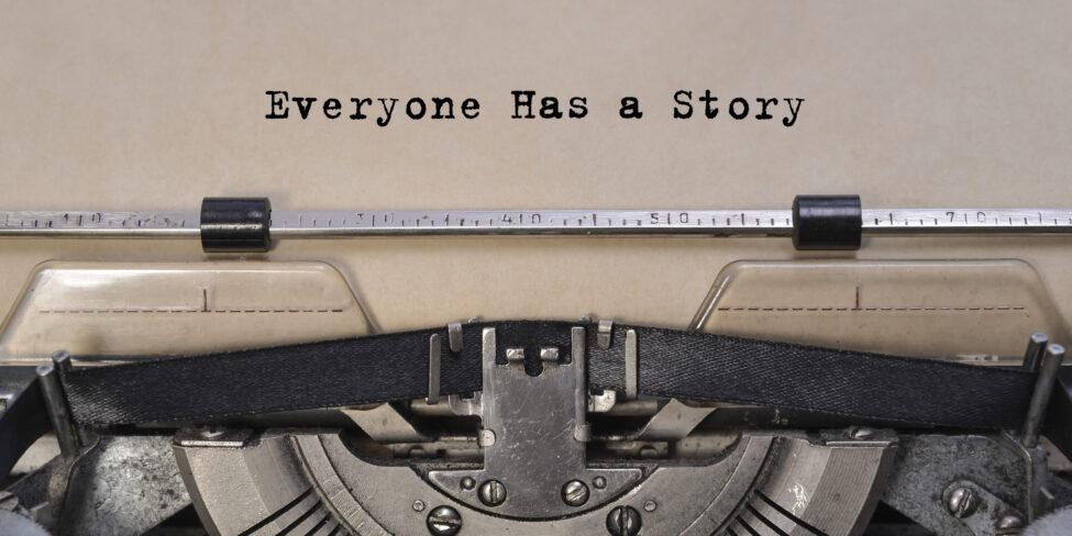 Was ist deine Geschichte?