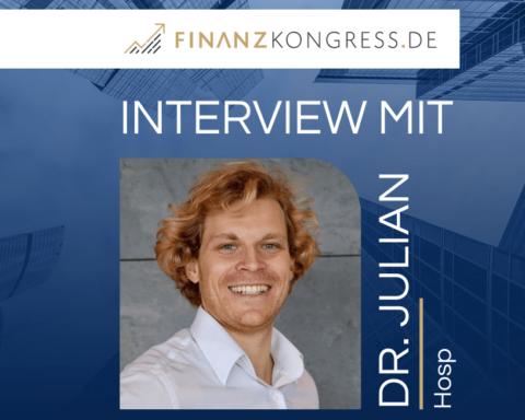 Dr. Julian Hosp im Finanzkongress-Interview