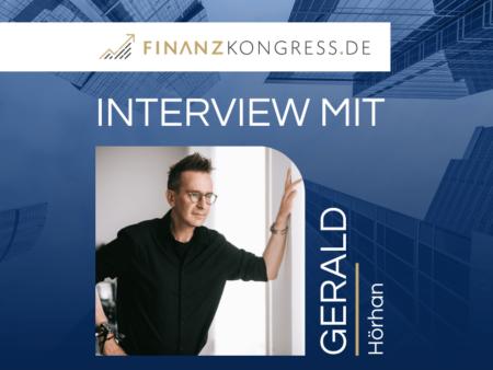 Gerald Hörhan im Finanzkongress-Interview