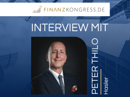 Peter Thilo Hasler im Finanzkongress-Interview