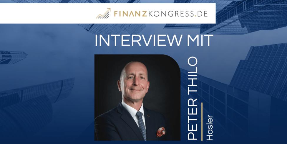 Peter Thilo Hasler im Finanzkongress-Interview
