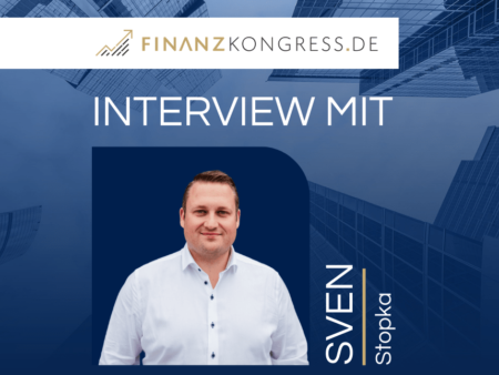 Sven Stopka im Finanzkongress-Interview