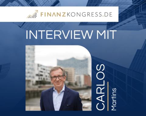 Carlos Martins im Finanzkongress-Interview