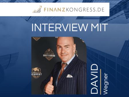 David Wegner im Finanzkongress-Interview