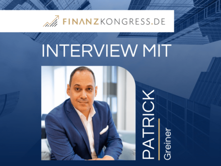 Patrick Greiner im Finanzkongress-Interview