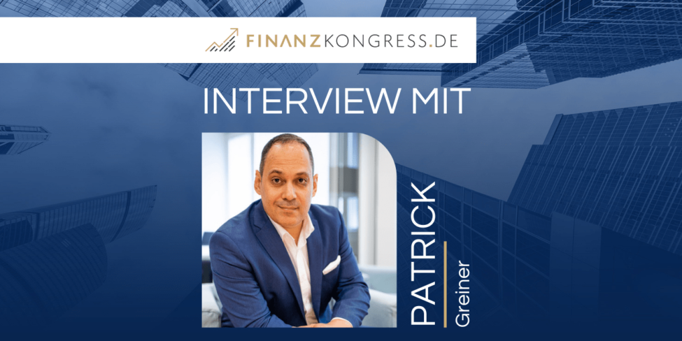 Patrick Greiner im Finanzkongress-Interview