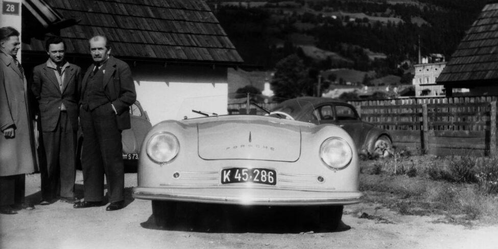 Porsche-Gründer